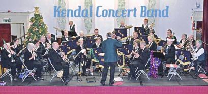 kendal concert band